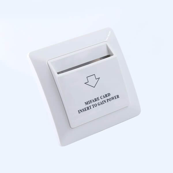 Temic Energy Saving Switch 3 - Elevator control system for hotel security