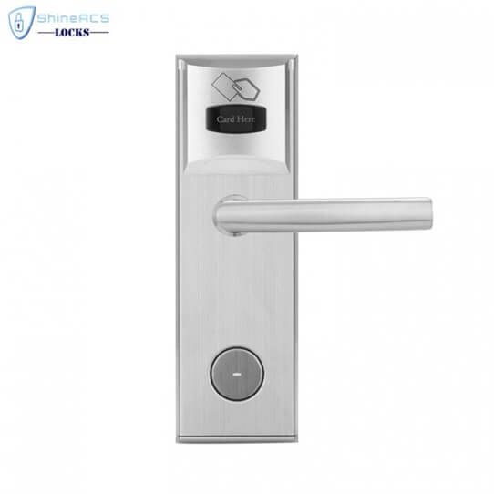 key card door lock for hotels SL 8011 3 5 705x705 - Security Safe Smart Key Card Locks for Hotel Doors SL-HL8501