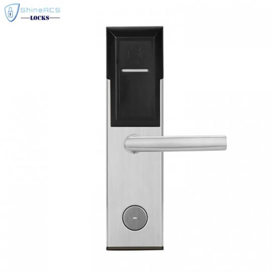 key card door lock for hotels SL 8011 4 1 705x705 - Mifare Hotel Lock VS Temic Hotel Lock, What's Difference and How to Choose?