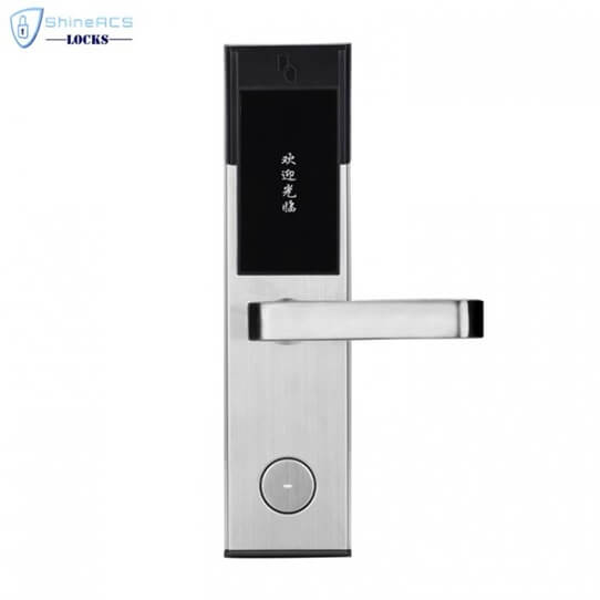 key card door lock for hotels SL 8011 8 1 705x705 - Mifare Hotel Lock VS Temic Hotel Lock, What's Difference and How to Choose?