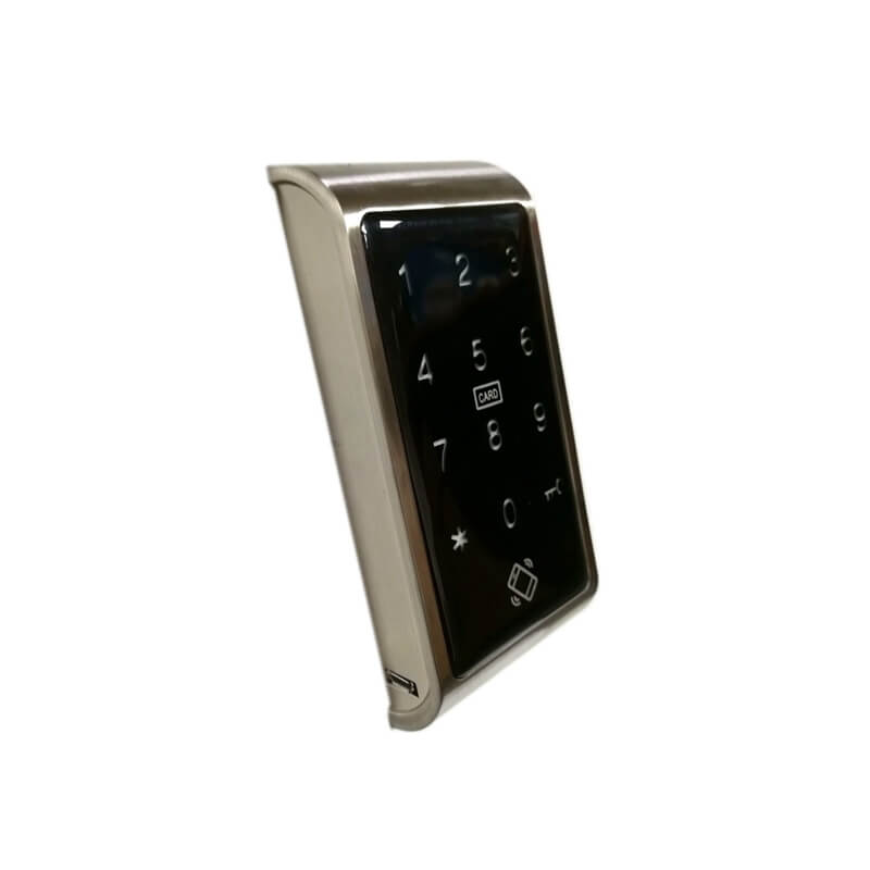 Bluetooth Small Electronic Cabinet Locks with Without Handles SL C116 1 - Bluetooth Electronic Cabinet Locks Without Handles SL-C118