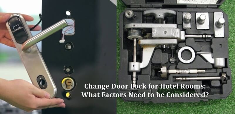 Change Door Lock for Hotel Rooms 1 - Modern Smart RFID Key Cards Lock for Hotel and Cabinet