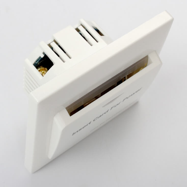 Energy Saver Key Card Power Switch for Hotel Room SL ES001 2 - Energy Saver Key Card Power Switch for Hotel Room SL-ES001