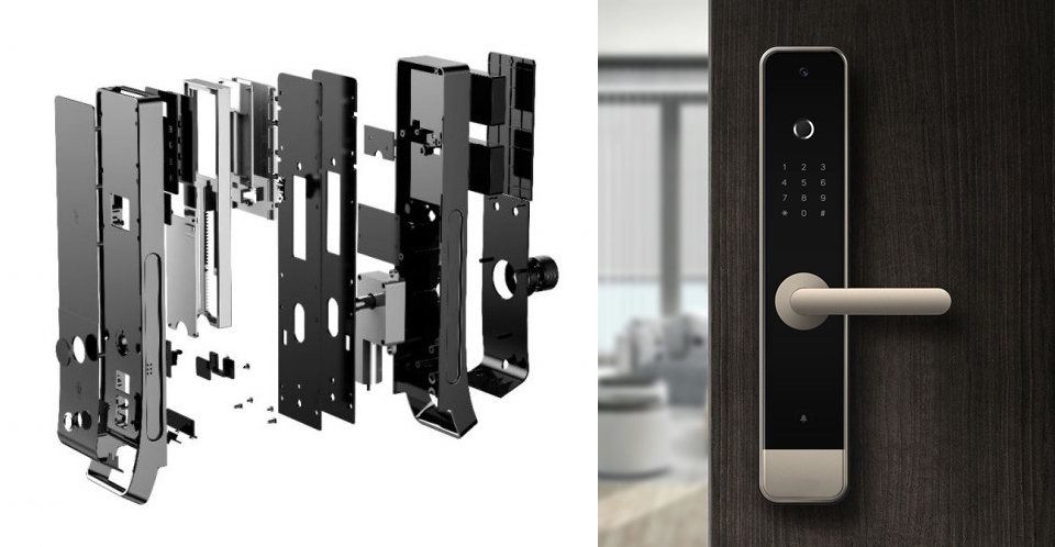 Smart lock - Mifare Hotel Lock VS Temic Hotel Lock, What's Difference and How to Choose?