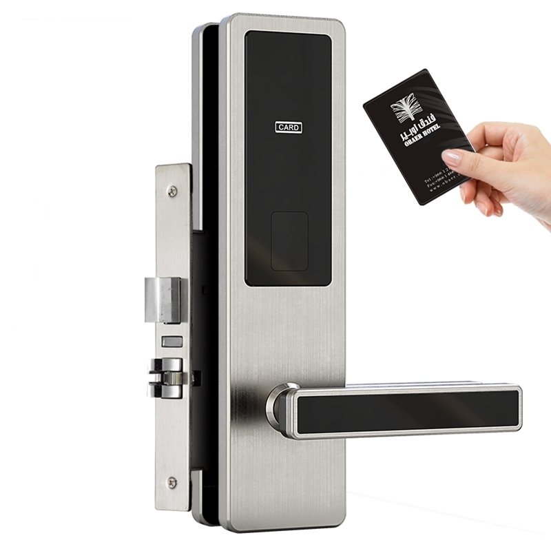 Electronic Commercial Key Card Door Lock for Hotels Room SL-HA5