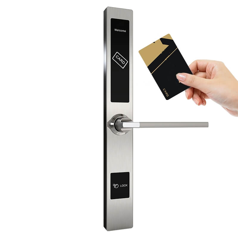 Electronic Commercial Rfid Door Lock For Hotel Room Security SL-H1019
