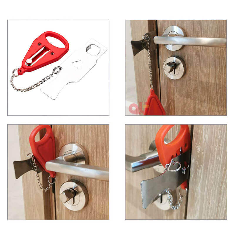 1626421906 %E8%AF%A6%E6%83%85 13 - Lightweight Mini Privacy Hotel Door Lock For Travelers Security SL-P002